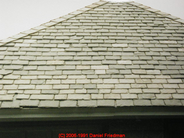 C Stevens Roofing - Slate Roofs
