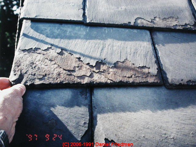 Slate Roofing Guide How To Inspect Troubleshoot
