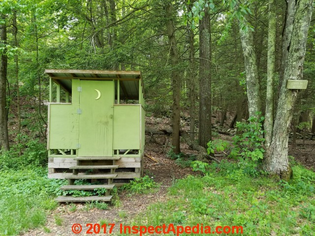 Outhouse, Privy, or Dunny Construction & Maintenance Guide