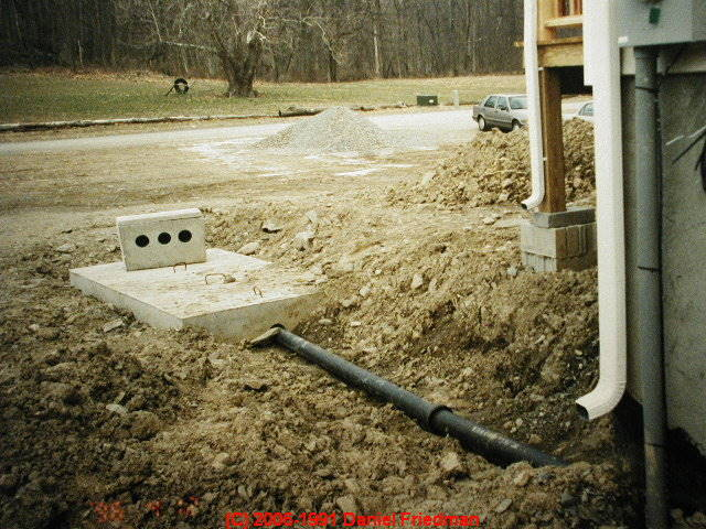 Septic Tank Size Table Of Required Septic Tank Sizes