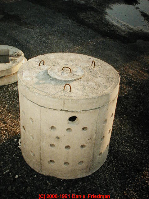 Drywells As Septic Seepage Pits Or For Onsite Gray Water