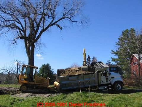When Amp How To Fill In Or Seal Close A Septic Tank