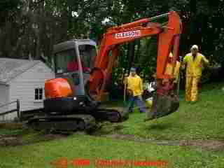 How To Find The Septic Tank Step By Step