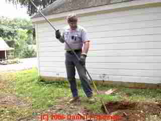 Septic Tank Pumping Procedure - Pumping out the Septic Tank - A