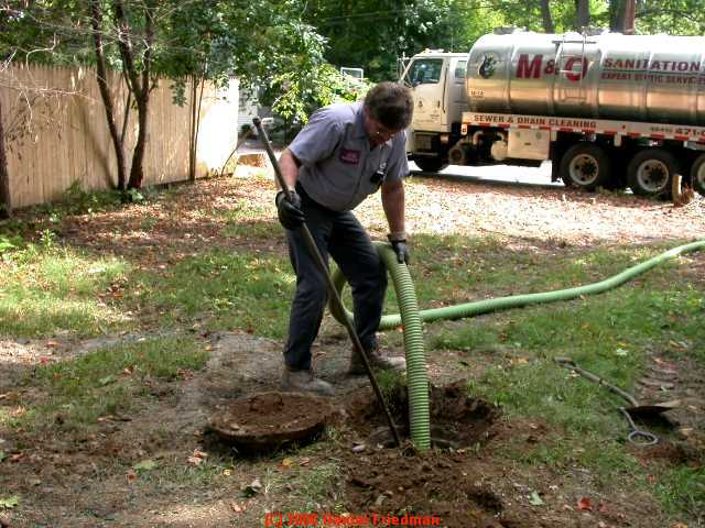 How To Inspect Septic Tanks