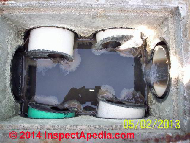 Septic System D Box Inspection Procedures Inspect Amp Test