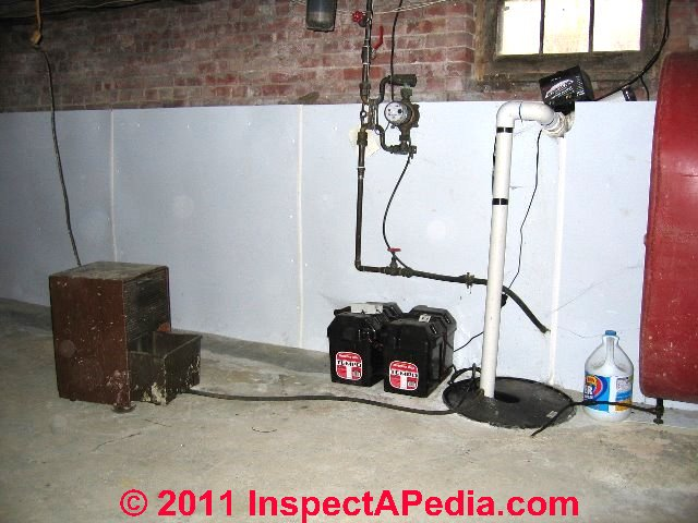 Sump Pumps - Buyers Guide & Installer's Guide to Sump Pumps