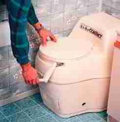 Low Flush Toilet Repair