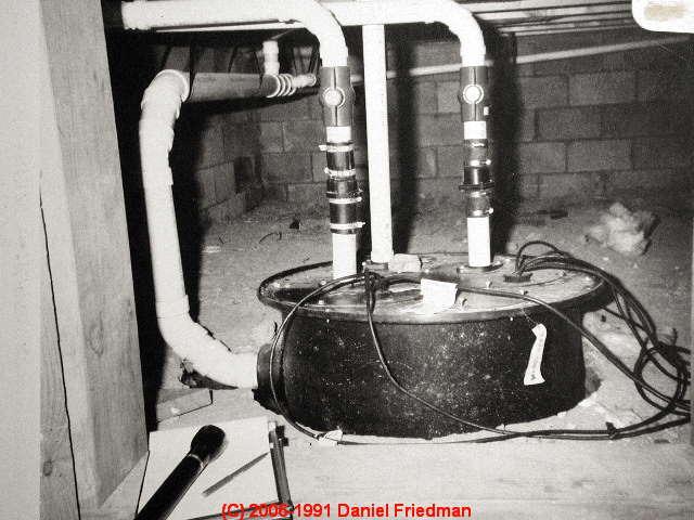 sewage pump system submersible effluent pumps