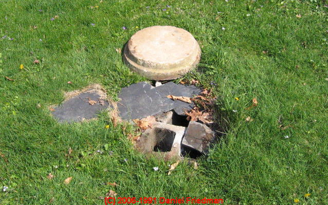 Septic Tank Amp Cesspool Design Strengths Amp Test Specifications