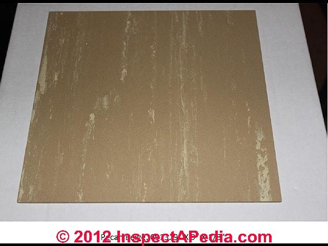 Armstrong floor tiles sheet identification photos 1951 1959 armstrong vinyl asbestos floor tile palimino beige c913 c926 with original packaging asbestos content ppazfo