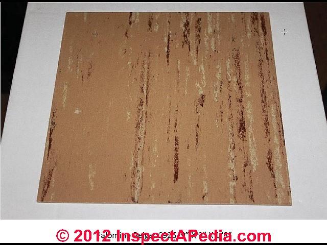 armstrong floor tiles sheet identification photos 1951 1959. Black Bedroom Furniture Sets. Home Design Ideas