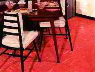 Armstrong vinyl asbestos floor tiles 1955 (catalog photo)