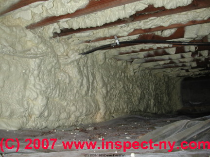 High r value insulation choices properties of building for Mold resistant insulation