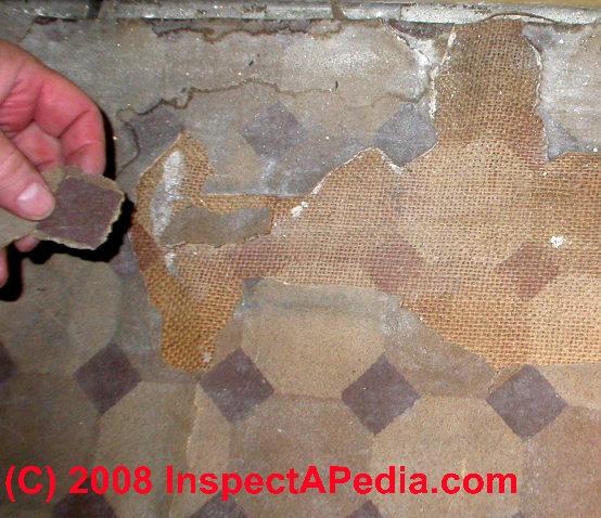 Old Linoleum Asbestos 31