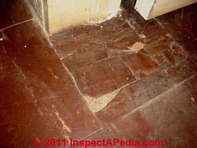 Asbestos Floor Tile Asbestos Containing Vinyl Asbestos Floor Tiles