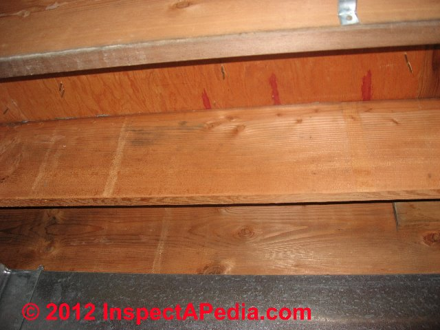 Identify Stains Or Deposits That Are Not Mold Faqs