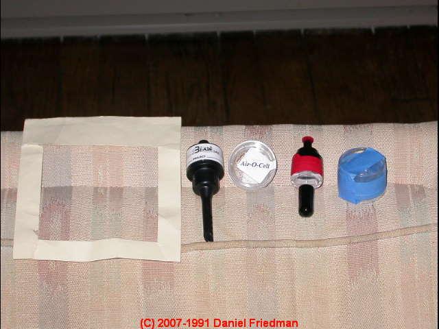 Carpet Contamination Test Procedure Carpet Vacuum Or Tape