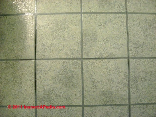 Photo Guide to VinylAsbestos Floor Tiles 1974 1979