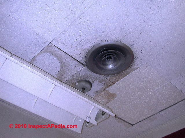 Asbestos In Johns Manville Ceiling Tiles Do Some Johns Manville Ceiling Tiles Contain Asbestos