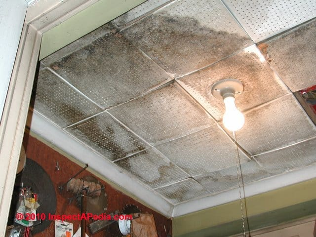 Asbestos Tile Ceiling 171 Ceiling Systems