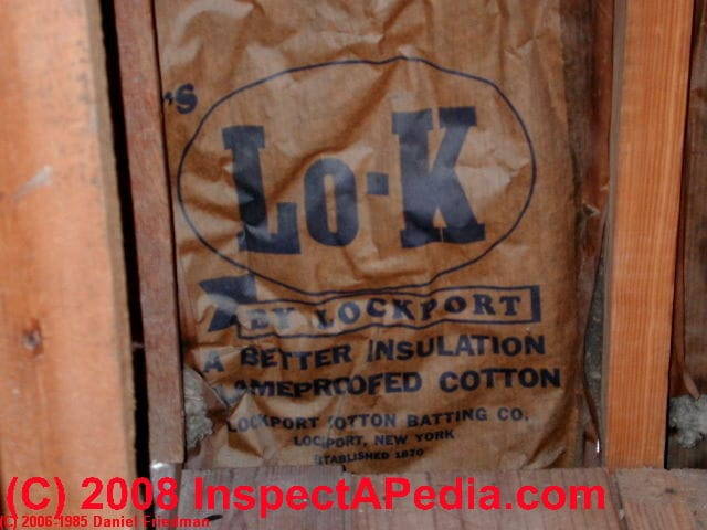 Cotton insulation cotton insulating batts photographs for Rockwool loose fill