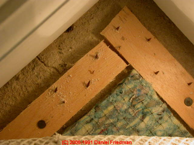 Carpet Padding Guide To Asbestos Mold Odor Problems