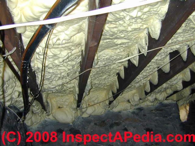 Mold Risk In Icynene Foam Insulation