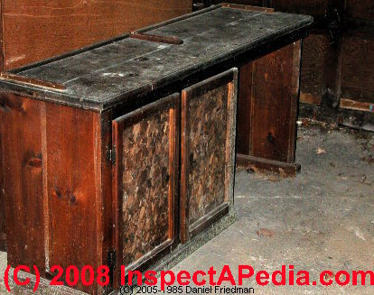 Green Mold On Furniture
