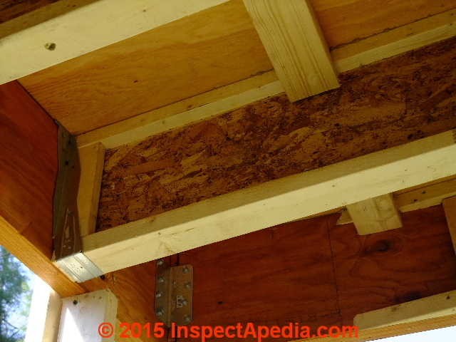 Wood I Joist Photos Product Definitions Specifications Descriptions