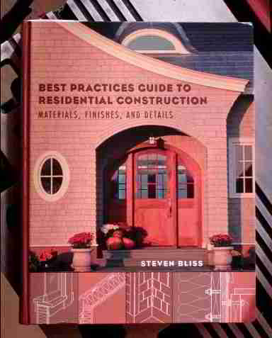 Best Practices in Residential Constructin - book