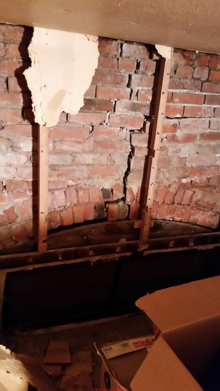 Brick Foundation Amp Brick Wall Failure Faqs Q Amp A On