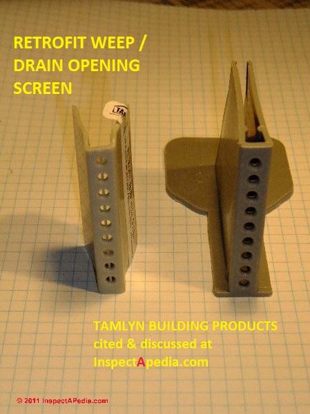buy brick weep vents air vents for veneer walls