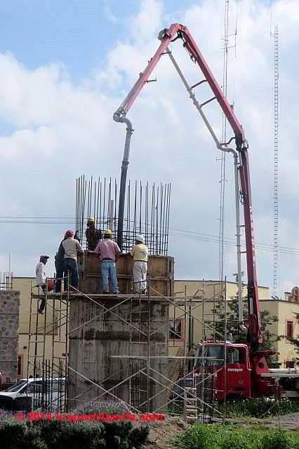 Concrete Delivery Placement Pour Methods How Is Concrete
