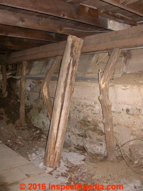 Evaluate Cracks Amp Splits In Wood Beams Or Posts Or In Log