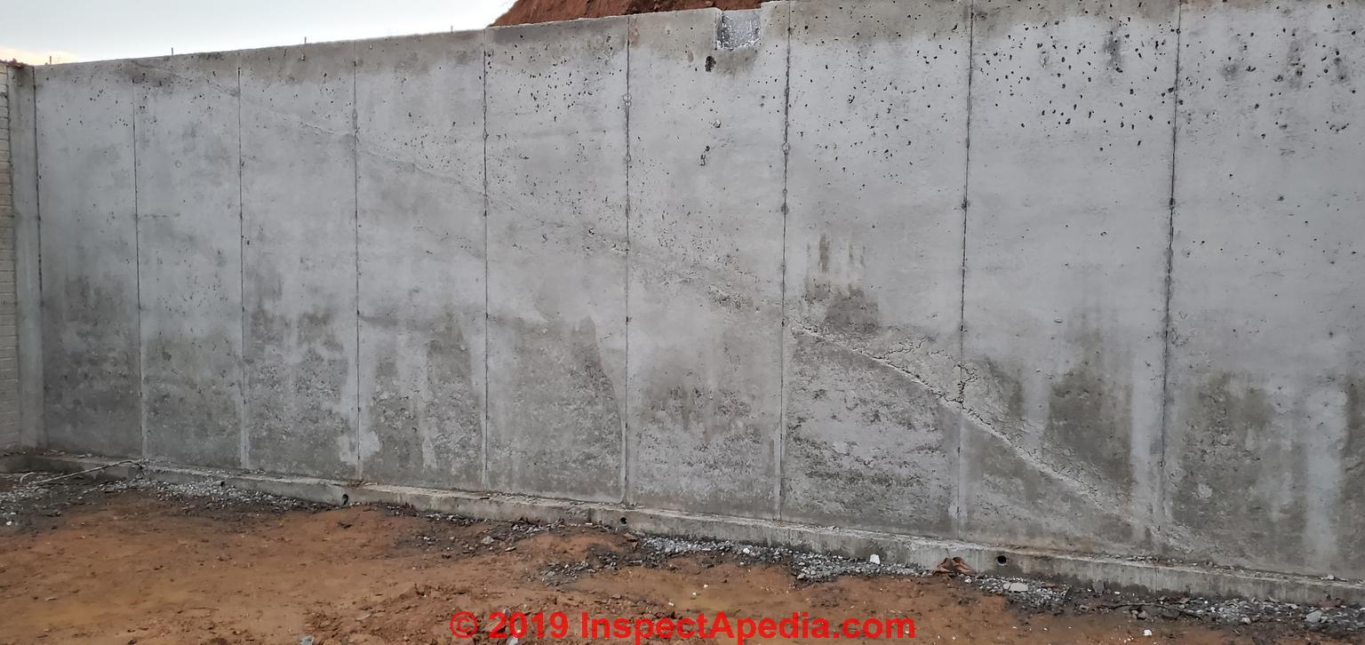 Cold Pour Joints In Concrete Foundations Floors
