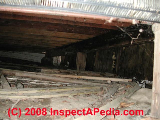 Building crawl space inspection procedures crawlspace for Building a crawl space