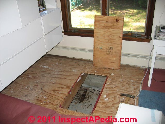 Crawl Space Access Codes Standards Methods To Use When Crawl