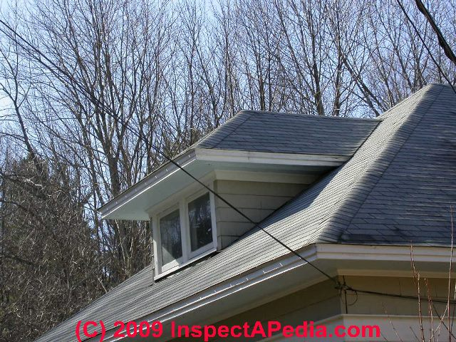 Photo guide to building window types architectural styles for Roof dormer design plans