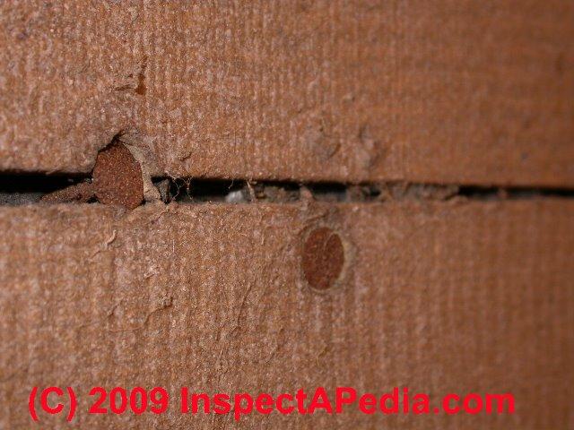 Low Density Fiberboard ~ Fiberboard