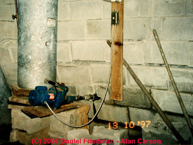 How To Repair Bulged Cracked Building Foundations Using