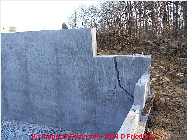 How To Evaluate And Diagnose Foundation Cracks Due To