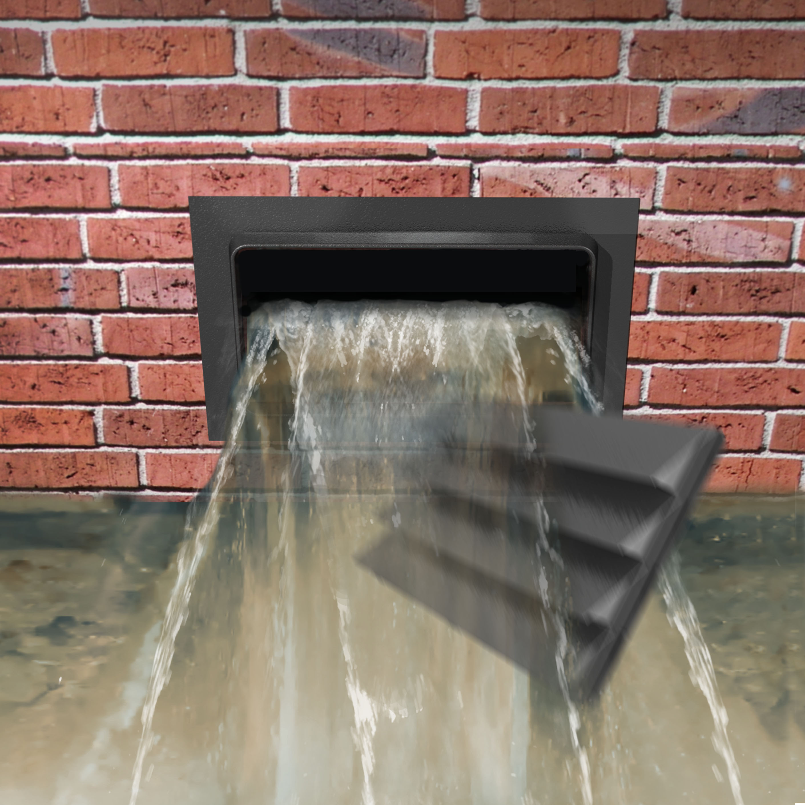 Flood Vents How To Use Flood Vents For Structural Protection From Flooding Flood Venting In Foundations And Enclosures Below Design Flood Elevation Wet Flood Proofing Measures