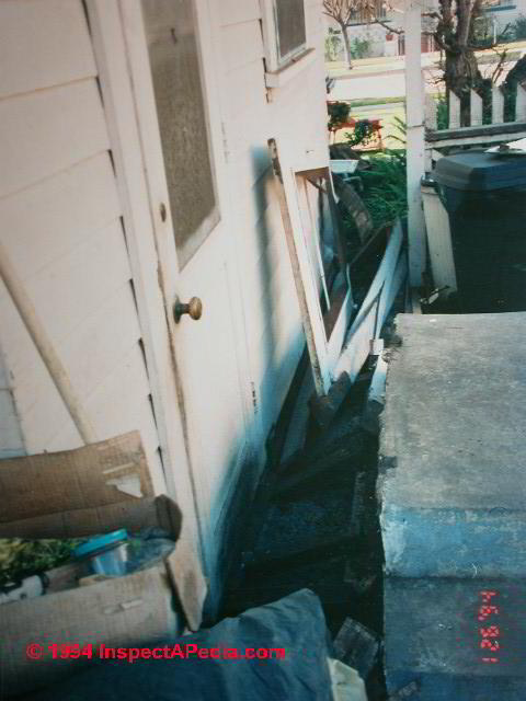 Northridge Earthquake Photographs Amp Personal Diary From