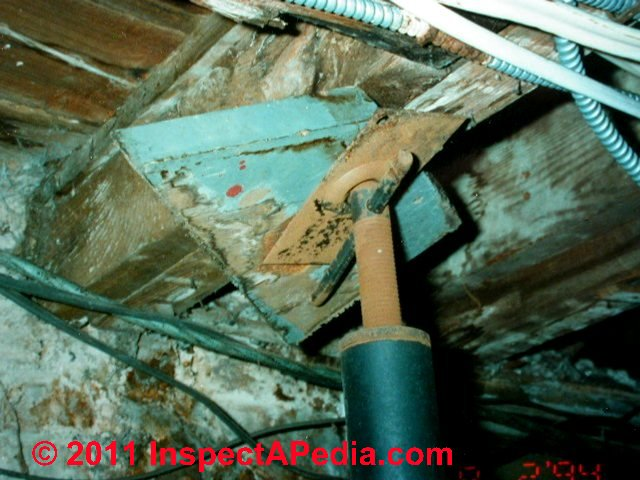Structural Columns & Piers: Inspection for Defects