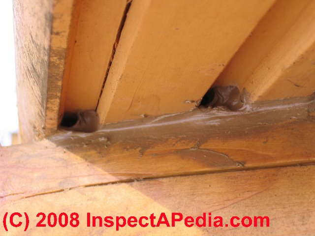 Log home leak diagnosis amp repair guide how to find and fix air leaks
