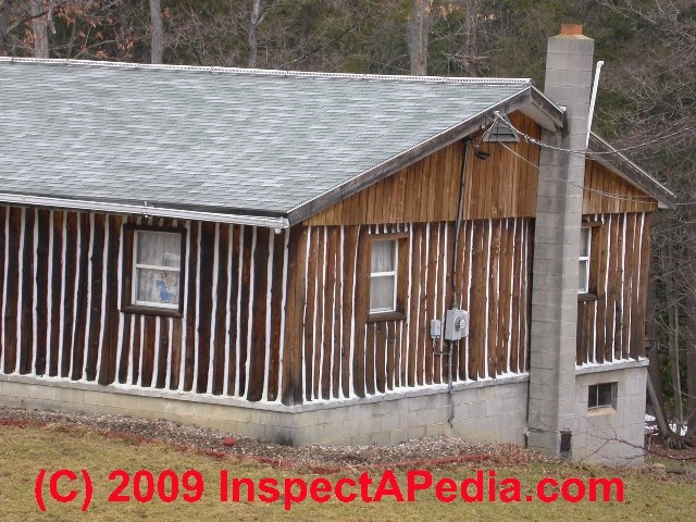 guide to types of splines gaskets on solid milled log homes