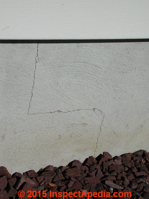 how to fix step cracks in brick