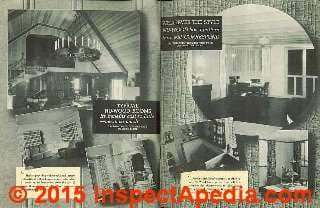 Nu-Wood Interiors catalog pages (C) InspectApedia