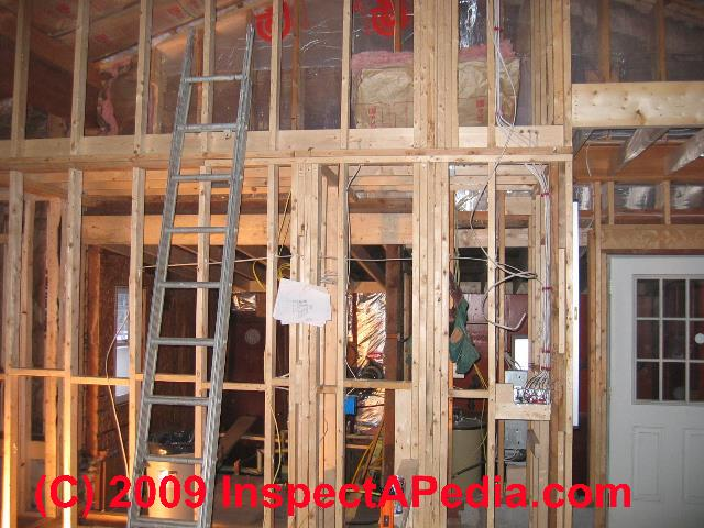 Building Framing Size Amp Spacing A Home Inspection Guide